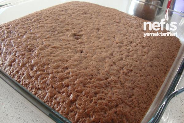 Islak Sünger Pasta - Nefis Yemek Tarifleri