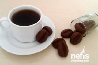 Kahve Çekirdeği Kurabiye Tarifi