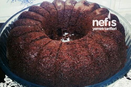 Kakaolu Kek (Tam Kıvamında) Tarifi