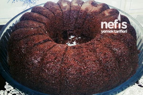 Kakaolu Kek (Tam Kıvamında) 1