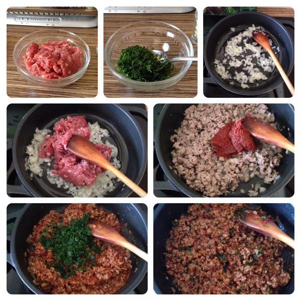 Kıymalı Pirinç Köftesi 1