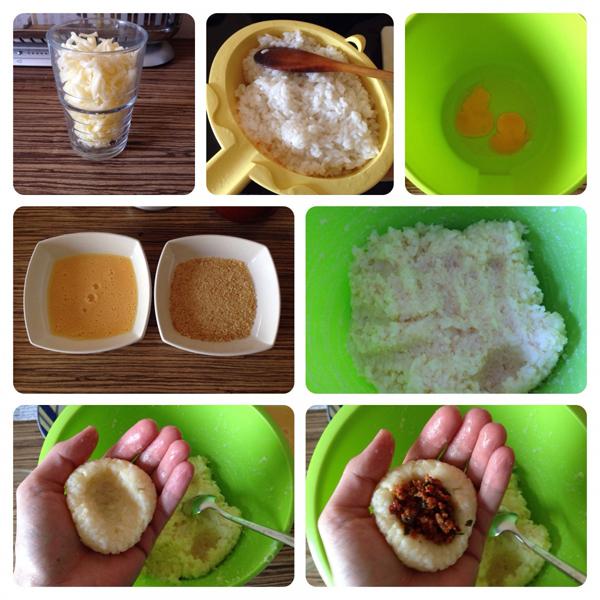 Kıymalı Pirinç Köftesi 2