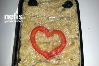 Közlenmiş Patlıcan Salatasının Yapılışı Tarifi