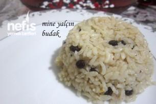 Kuş Üzümlü Pirinç Pilavı 1