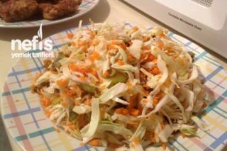 Lahana Salatasının Yapılışı Tarifi