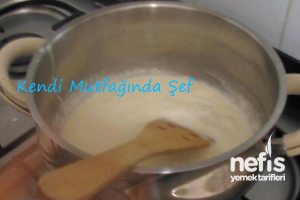 Mascarpone Peyniri Yapımı 1