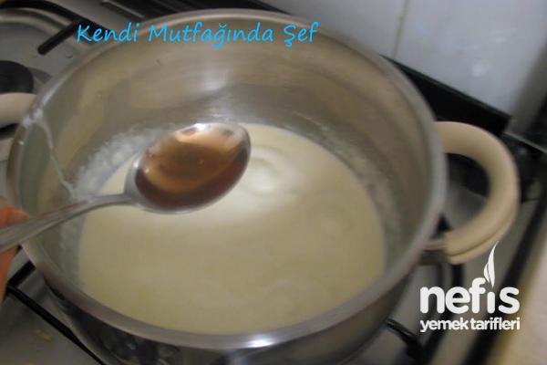 Mascarpone Peyniri Yapımı 2