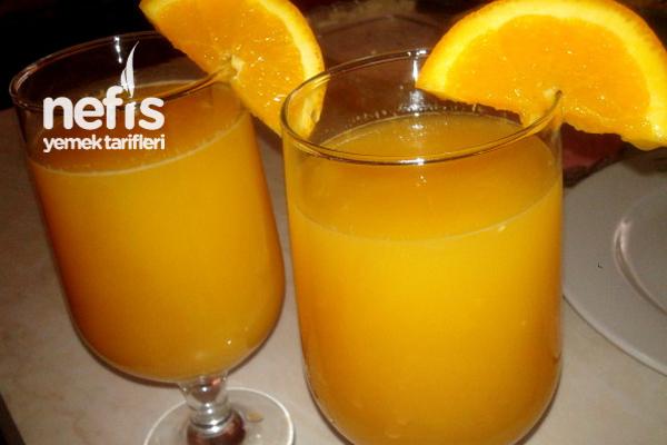 Meyve Kokteyli Tarifi