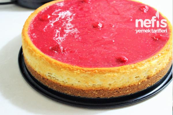 Meyve Soslu Cheesecake ve Yapım Aşamaları 7