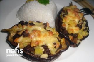 Minik Köfteli Sandal Kebabı Tarifi