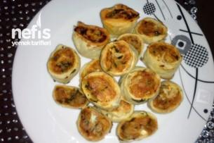 Patatesli Dilim Börek 4