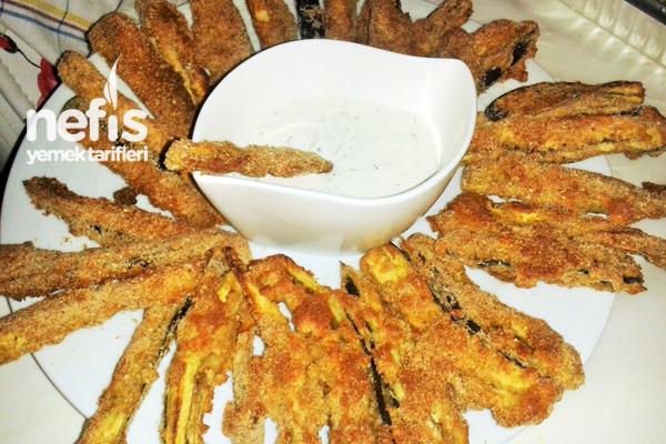 Patlıcan Çıtırları Tarifi