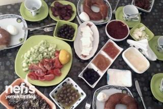 Pazar Kahvaltısı Keyfi Tarifi