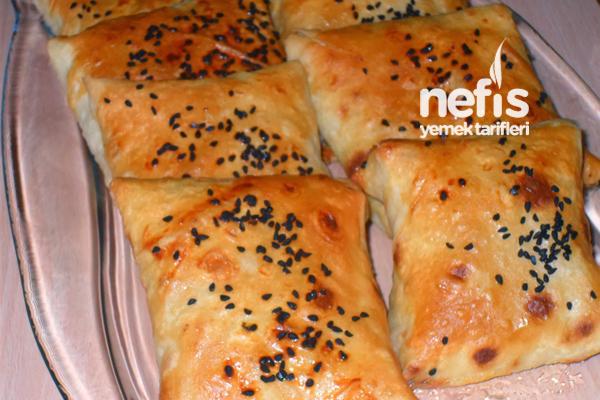 Peynirli Bohça Böreği Tarifi