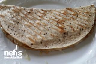 Quesedilla ( Meksika Yemeği) Tarifi