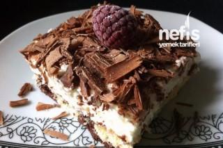 Süslü Pasta Yapımı Tarifi