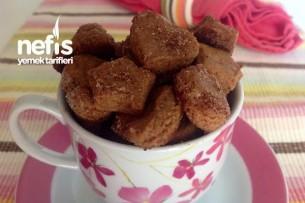 Tarçınlı Kahve Yanı Kurabiyeleri Tarifi