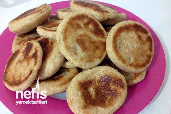 Tavada Mini Kepekli Ekmek