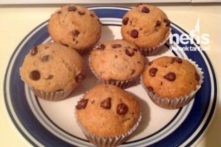 Üzümlü Damla Çikolatalı Muffin Tarifi