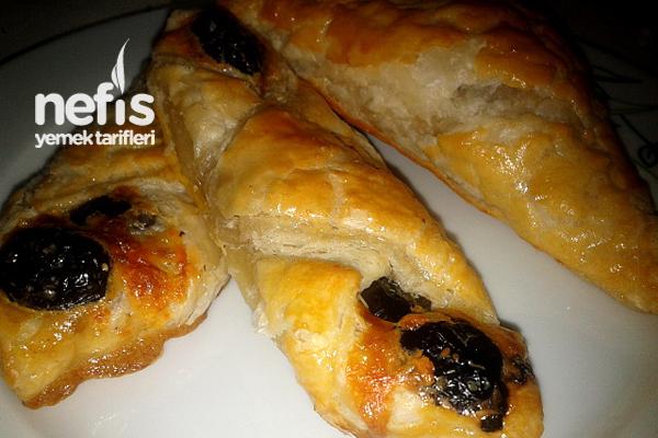 Zeytinli Milföy Böreği Tarifi