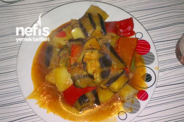 Zeytinyağlı Tencere Kebabı Tarifi
