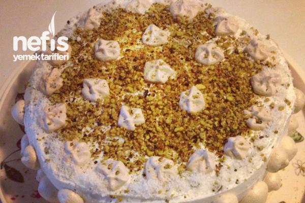 Bezeli Doğum Günü Pastası