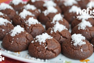 brownie kurabiye video