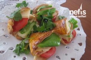 Cepli Sandviç Tarifi