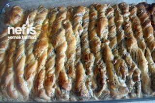Cevizli Haşhaşlı Amasya Çöreği Tarifi