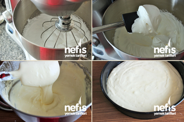 Çilekli Pasta 1