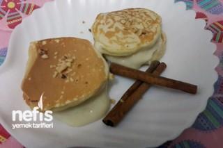 Ev Yapımı Süt Burger Tarifi