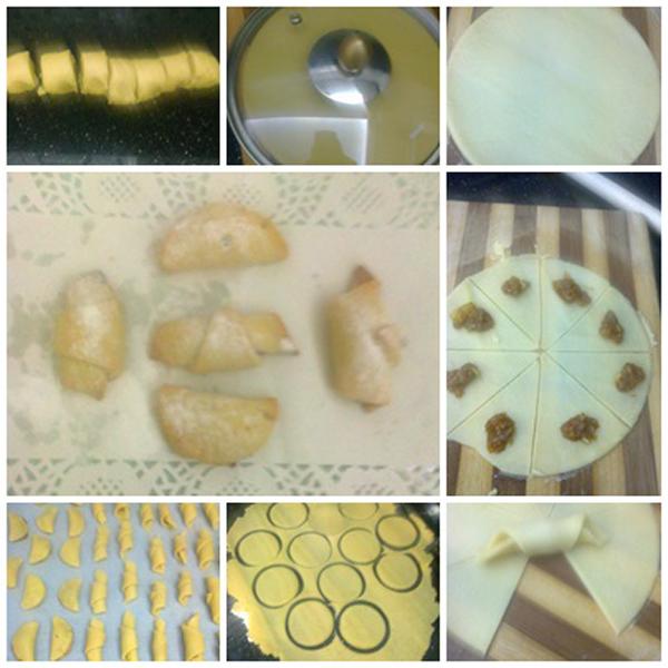 Farklı Şekillerde Pastane Elmalısı 1