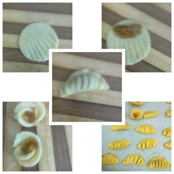 Farklı Şekillerde Pastane Elmalısı 2