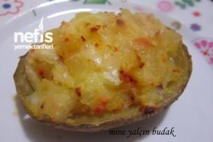 Fırında Patates Yapılışı Tarifi