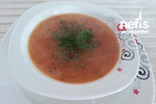 Geleneksel Tarhana Çorbası Tarifi