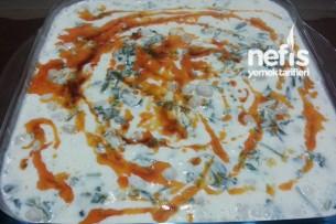Ispanaklı Yoğurtlu Köfte ( Malatya Usulü) Tarifi