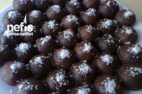 Kakaolu Islak Kurabiyenin Yapılışı 1