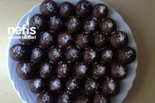 Kakaolu Islak Kurabiyenin Yapılışı Tarifi