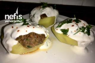 Köfteli Patates Çanakları Tarifi