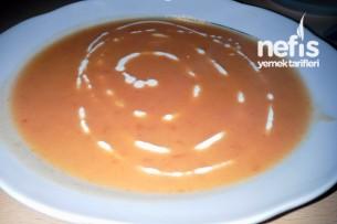Kremalı Domates Çorbası Yapılışı Tarifi