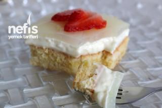 Limonlu Kremalı Kek Tarifi