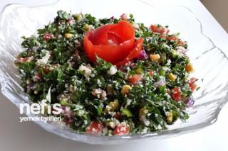 Maydanoz Salatası ( Tabule ) Tarifi