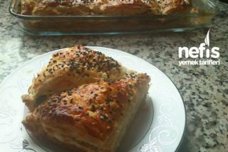 Milföylü Yufkalı ve Peynirli Börek Tarifi