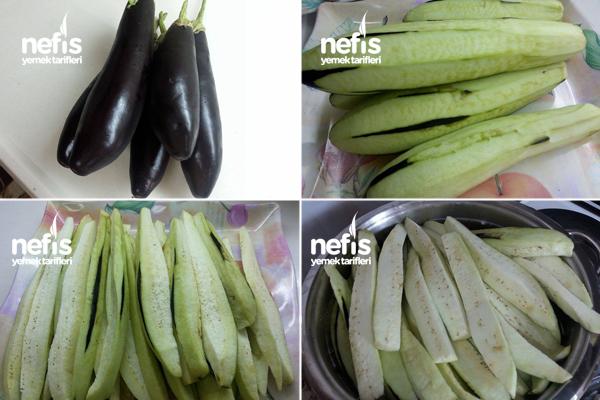 Mısır Unlu Patlıcan Kızartma 1