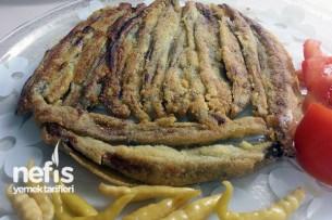 Mısır Unlu Patlıcan Kızartma Tarifi