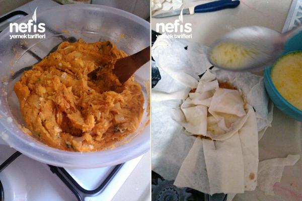 Muffin Kalıbında Patatesli Börek 2