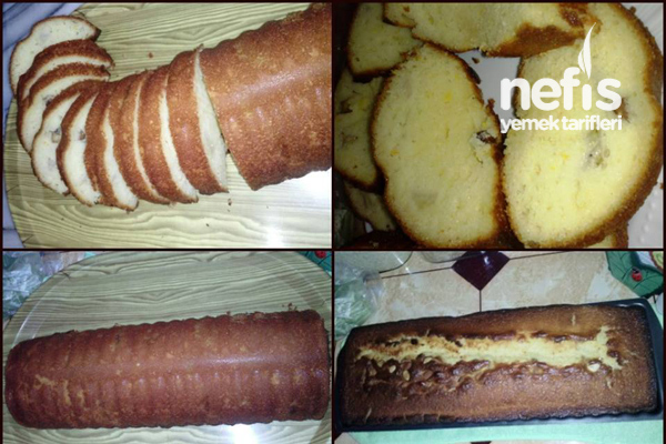 Muzlu Kek Yapılışı 2