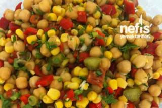 Nohut Salatasının Tarifi