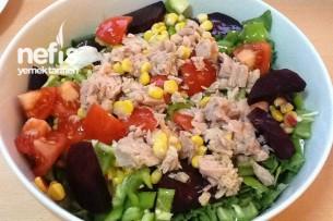 Pancarlı Ton Balıklı Salata 1