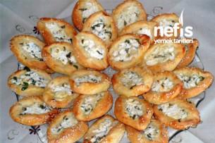 Peynirli Pide Poğaça Tarifi